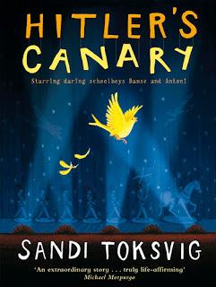 Hitler's Canary by Sandi Toksvig