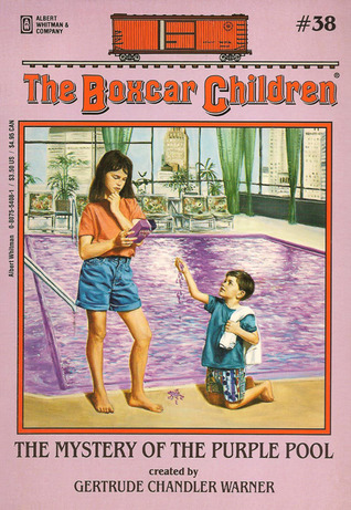 The Mystery of the Purple Pool (The Boxcar Children, #38)