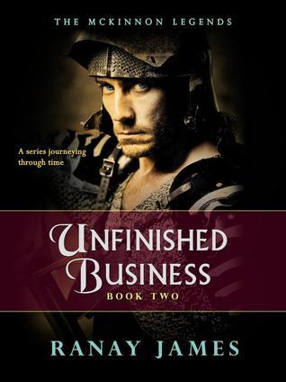 Unfinished Business (The McKinnon Legends, #2)
