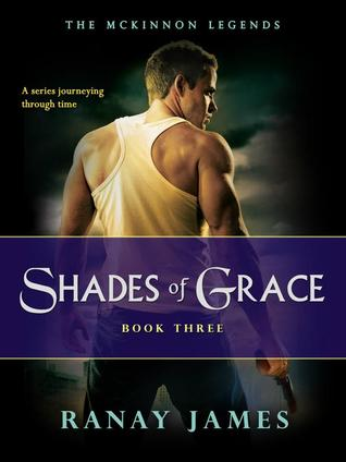 Shades of Grace (The McKinnon Legends, #3)