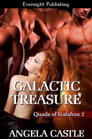 Galactic Treasure (The Quads of Galafrax, #2)