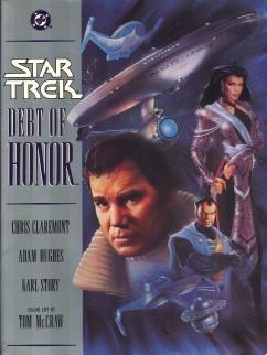 Star Trek: Debt of Honor: Graphic Novel