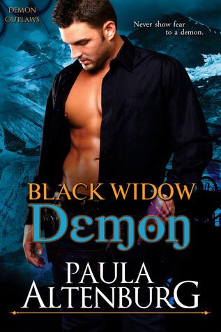 Black Widow Demon (Demon Outlaws, #2)