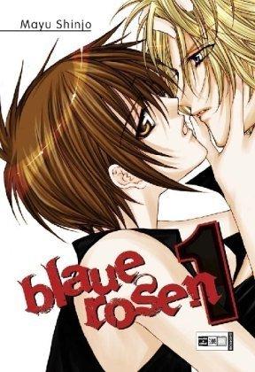 Blaue Rosen 01