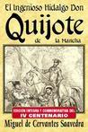 El ingenioso hidalgo Don Quijote de la Mancha by Miguel de Cervantes Saavedra