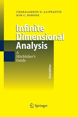 Infinite Dimensional Analysis: A Hitchhiker's Guide