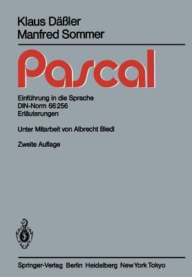 Pascal: Einfuhrung in Die Sprache Din-Norm 66256 Erlauterungen