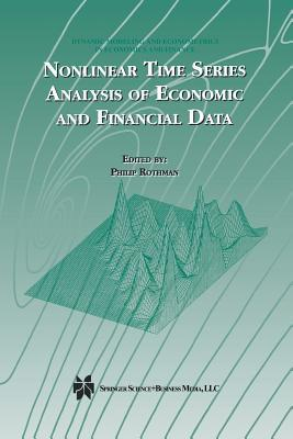 Nonlinear Time Series Analysis of Economic and Financial Data