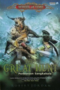 The Great Hunt Volume 1 - Perburuan Sangkakala