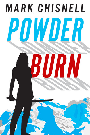 Powder Burn (Burn with Sam Blackett, #1)
