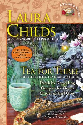Tea for Three (A Tea Shop Mystery, #1-3)