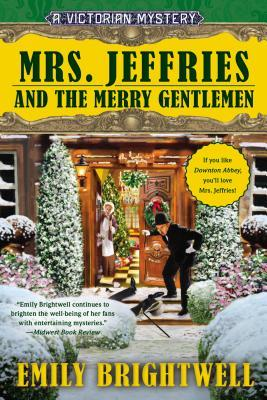Mrs. Jeffries and the Merry Gentlemen (Mrs. Jeffries, #32)