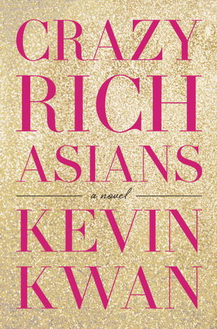 Resultado de imagen para crazy rich asians book cover