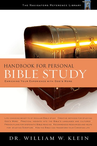 Handbook for Personal Bible Study: Enriching Your Experience with Gods Word