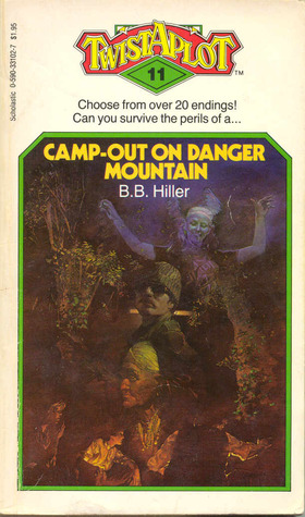 Camp-Out on Danger Mountain (Twistaplot, #11)