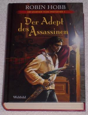 Der Adept des Assassinen (Die Legende vom Weitseher, #1)