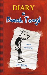 Diary si Bocah Tengil by Jeff Kinney