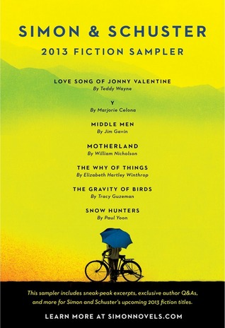 Ebook Simon & Schuster 2013 Fiction Sampler by Teddy Wayne TXT!