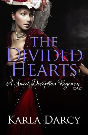 Ebook The Divided Hearts by Karla Darcy PDF!