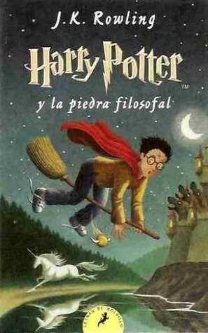 Harry Potter y la Piedra Filosofal (Harry Potter, #1) por J.K. Rowling, Alicia Dellepiane Rawson