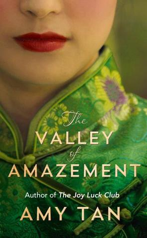 Image result for The Valley of Amazement by Amy Tan