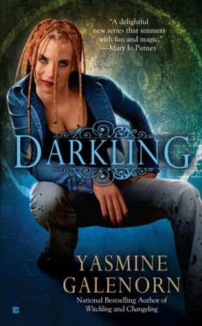 Book Review: Yasmine Galenorn's Darkling