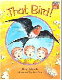 That Bird Australian Edition