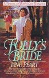 Folly's Bride (Brides of Montclair, #4)