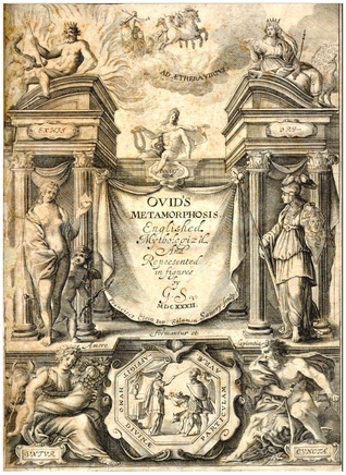 Ovid Illustrated: The Renaissance Reception of Ovid in Image and Text
