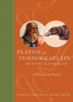 Platon ja vesinokkaelain menivat baariin. Filosofiaa vitsikkaasti