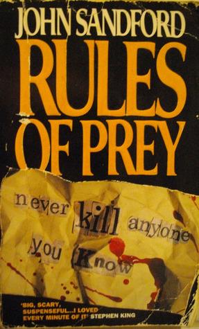 Rules Of Prey (Lucas Davenport, #1)
