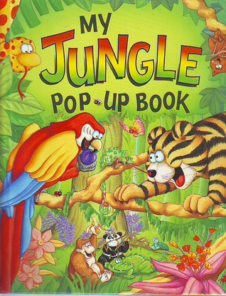 My Jungle Pop-Up Book