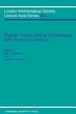 Ergodic Theory and Harmonic Analysis: Proceedings of the 1993 Alexandria Conference