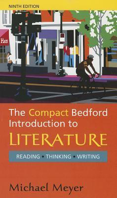 Compact Bedford Introduction to Literature 9e & VideoCentral for Literature