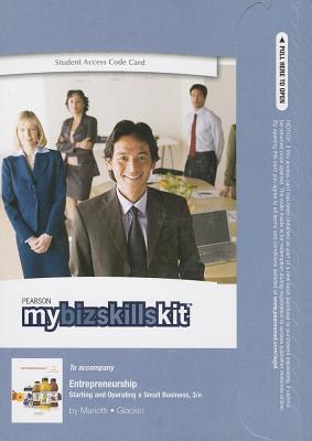 Mybizskillskit -- Updated Standalone Access Code -- For Entrepreneurship: Starting and Operating a Small Business