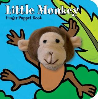Little Monkey (Finger Puppet Book)