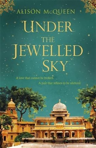 Under the Jewelled Sky - Kaft