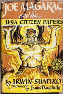 Joe Magarac and His U.S.A. Citizen Papers
