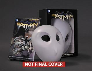 Batman: The Court of Owls Mask and Book Set por Scott Snyder, Greg Capullo