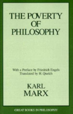 The Poverty of Philosophy by Karl Marx