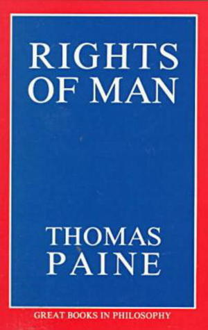 Rights of Man (Great Books in Philosophy)
