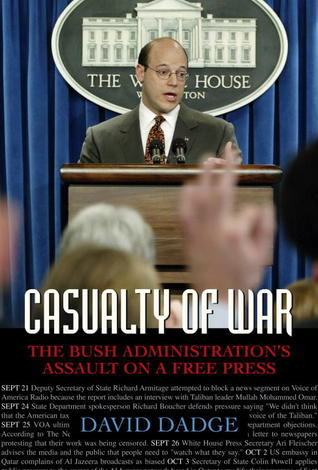 Casualty of War by David Dadge