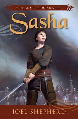 Sasha by Joel Shepherd