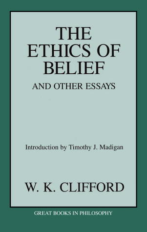ethics of belief and other essays Download full pages read online the ethics belief and other essays great books in philosophy customers who bought this item also bought download full pages read.