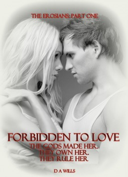 Forbidden to Love (The Erosians, #1)