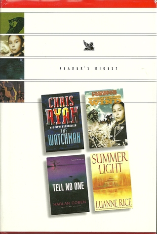 Reader's Digest Condensed Books 2001 - The Watchman, Whispering Wind, Tell No One, Summer Light