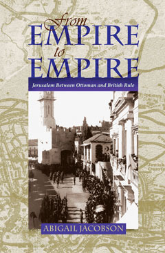 From Empire to Empire by Abigail Jacobson