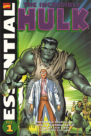 Essential Incredible Hulk, Vol. 1