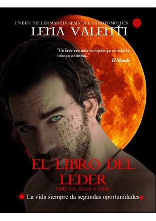 El libro del Leder (Saga Vanir, #1.5)