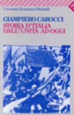 Storia d'Italia dall'Unità ad oggi